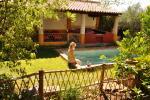 foto Peristilo y piscina