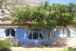 foto Jardin y zona barbacoa