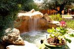 foto Cascada del jardin