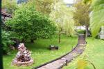 Camino en el jardín