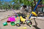 foto El parque infantil