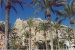 Castillo de Santa Bárbara Alicante/Alacant