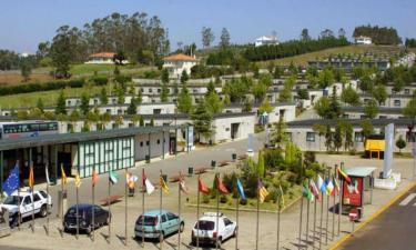 Albergue Peregrinos de Monte do Gozo en Santiago de Compostela (A Coruña)