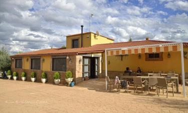 Albergue Rural Villatoya en Villatoya (Albacete)