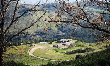 Ecoalbergue Aula de Naturaleza Paredes en Abrucena (Almería)