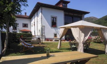 Albergue Casa de la Montaña en Buslavín (Asturias)