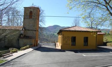 Albergue San Juan de Parres en Parres a 15Km. de Cazo