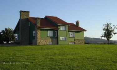 Albergue Rural El Perro Verde en Villaviciosa (Asturias)