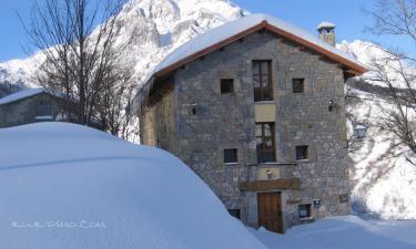 Albergue Peña Castil en Sotres (Asturias)