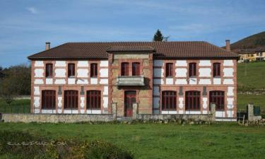 Albergue de Pintueles en Infiesto (Asturias)