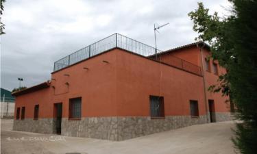 Albergue Villuercas en Cañamero (Cáceres)