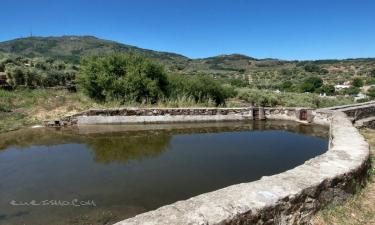 Albergue Rural Los Molinos del Robledo en Montánchez a 38Km. de Aljucén