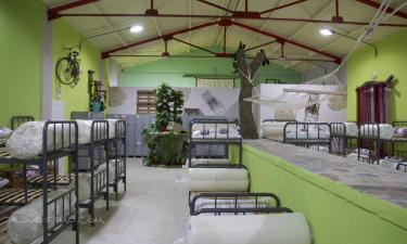 Albergue Fernando el Católico en Madrigalejo a 20Km. de Valdivia