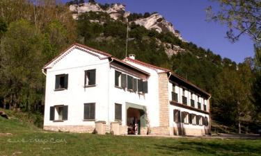 Albergue San Blas en Tragacete (Cuenca)
