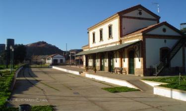 Centro de Naturaleza La Estación en Nerva (Huelva)