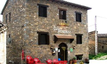 Albergue Las Almunias en Las Almunias a 40Km. de Loporzano