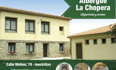 Albergue la Chopera de Inestrillas en Inestrillas (La Rioja)