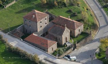 Albergue de Lumbreras en Lumbreras de Cameros (La Rioja)
