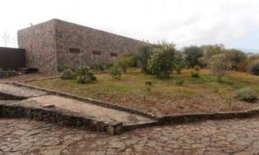 Albergue Lomo Jurgon en Arucas a 15Km. de Ayacata