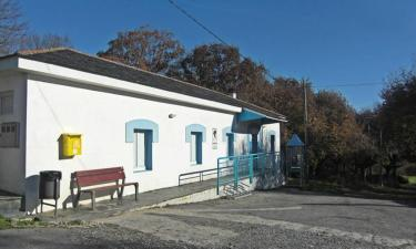 Albergue Peregrinos de Ferreiros en Ferreiros (Lugo)