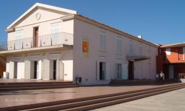 Albergue de Puntas de Calnegre en Puntas de Calnegre (Murcia)