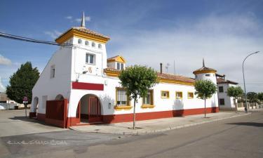 El Albergue de Herrera en Herrera de Pisuerga (Palencia)