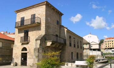 Albergue Peregrinos de Redondela en Redondela (Pontevedra)