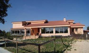 Albergue Rural Sierra de Ayllón en Riaza (Segovia)