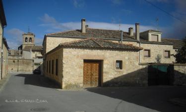 Albergue Hoces del Duratón en San Pedro de Gaíllos (Segovia)