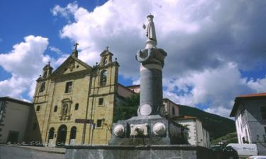 Albergue Pitis en Markina-Xemein (Vizcaya)