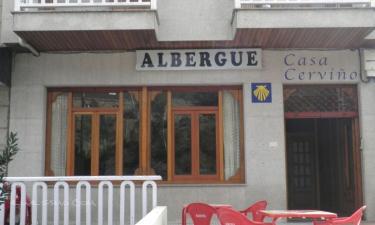 Albergue Casa Cerviño en Requejo a 16Km. de Galende