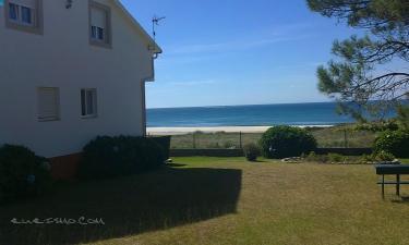 Apartamento Playa de Lariño en Carnota a 20Km. de Mazaricos