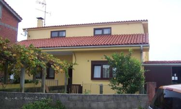 Villa Mesías en Fisterra (A Coruña)