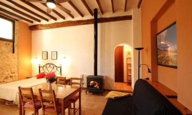 Casa La Muntanya en Benimantell a 35Km. de Aigües