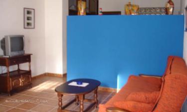 Apartamentos las Anforas en El Pozo de los Frailes a 19Km. de Fernan Perez
