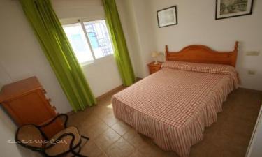 Casa Azul Dúplex en San José a 13Km. de Los Albaricoques