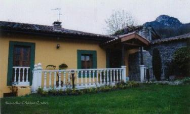 Apartamentos rurales La Escanda en Proaza a 12Km. de Trubia