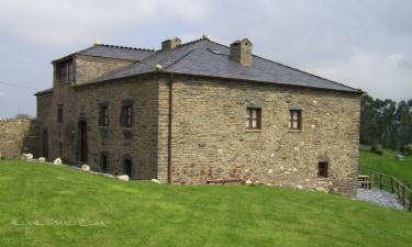 Apartamentos A Retoral en Coaña (Asturias)