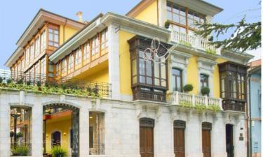 Apartamentos La Pontiga en Infiesto (Asturias)