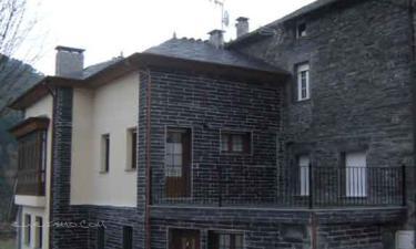 Apartamento As Estrebedes en San Antolín de Ibias (Asturias)