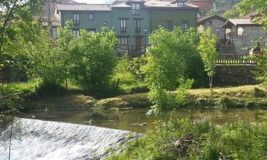 Aptos. Ambasaguas en Cangas de Onís (Asturias)