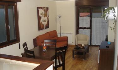 Apartamentos turísticos Jardín San Pelayo en Niembro a 8Km. de El Mazuco