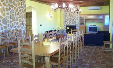 Apartamentos Cuirgu en Felechosa (Asturias)