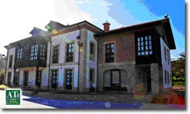 La Casona de La Roza en Villaviciosa (Asturias)
