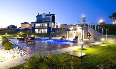 Apartamentos Granda de Isla en Viavelez (Asturias)