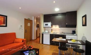 Apartamentos El fitu en Cabañaquinta a 11Km. de Urbiés