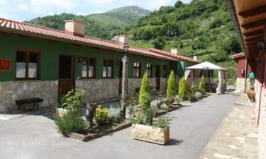 Apartamentos el Campal en Felechosa (Asturias)