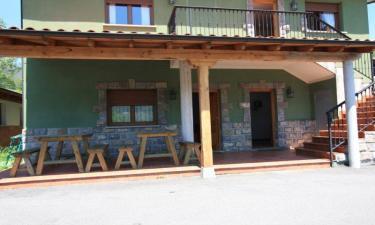 Apartamento el Carabu en Cangas de Onís (Asturias)