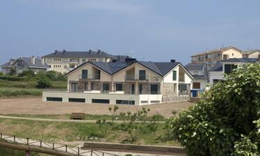 Apartamentos Turísticos Playa de Tapia en Tapia de Casariego a 4Km. de Brul