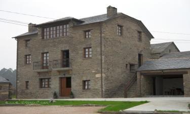 Apartamentos Rurales el Foro en Navia a 5Km. de Coaña